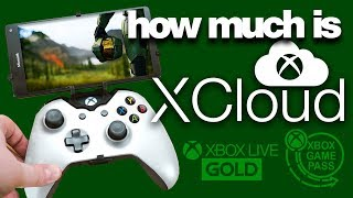 How much you'll pay to use XCloud Xbox Streaming Service | Is XCloud Stadia Free? Game Pass Ultimate