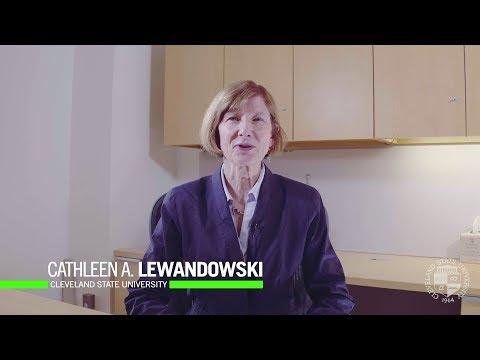 Cathleen Lewandowski - Office of Research - Cleveland State University