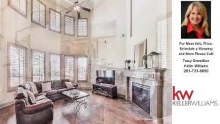 6111 Cross Creek Harbor Lane, Fulshear, TX Presented by Tracy Gremillion.