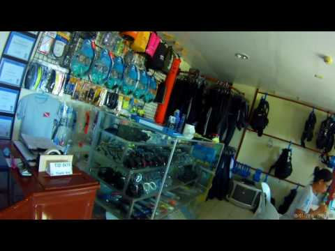 DIVE SHOP INTERVIEW ALONA BEACH, PANGLAO ISLAND