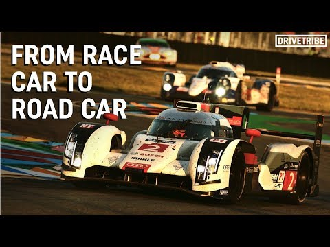 5 Features On Your Car That Came From Le Mans