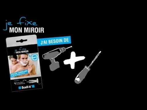 Comment fixer mon miroir de salle de bain youtube - Comment fixer un miroir de salle de bain ...