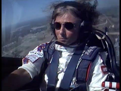 Patty Wagstaff US National Aerobatic Champion