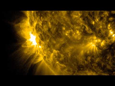 NASA | SDO Sees Two Solar Fls