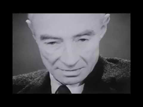 Robert Oppenheimer: 'Şimdi Ölüm oldum, Dünyaların yokedicisi.'