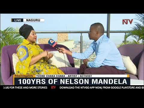 ON THE GROUND: Celebrating 100 years of Nelson Mandela with Yvonne Chaka Chaka