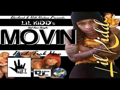 MOVIN - Lil Kidd (Audio)