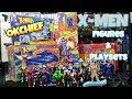 Huge 90's Uncanny X-Men Figures & Playsets - Okchief