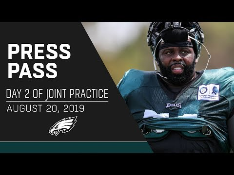 "Jason Peters ""I'm 100% This Year and I'm Ready to Roll"" 