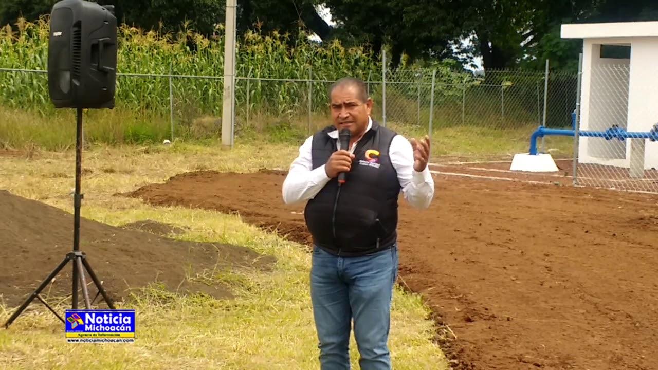 Ariel Trujillo Córdova invita a la población a hacer conciencia del cuidado del agua