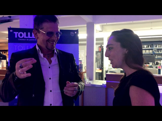 Tour du Bracelet avec Suzy Silhouettiste - Magie des objets