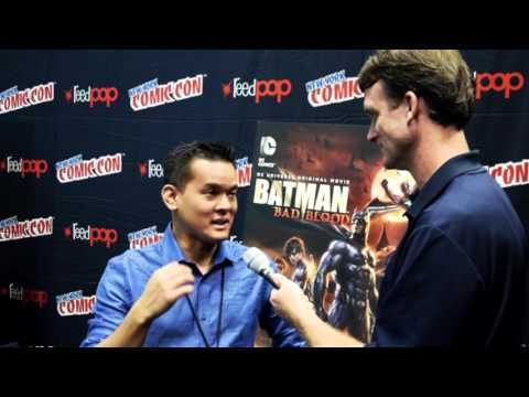 Jay Oliva Interview - Director Of Batman: Bad Blood