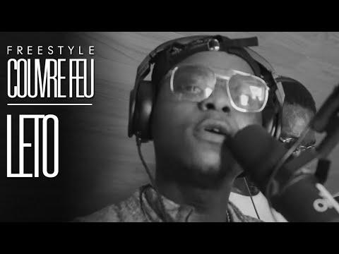 Youtube: LETO – Freestyle Couvre Feu sur OKLM Radio 10/07/18