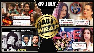 Karan Johar Trolled, Pooja Bhatt VS Kangana Ranaut, Farah Khan EMOTIONAL | Top 10 News