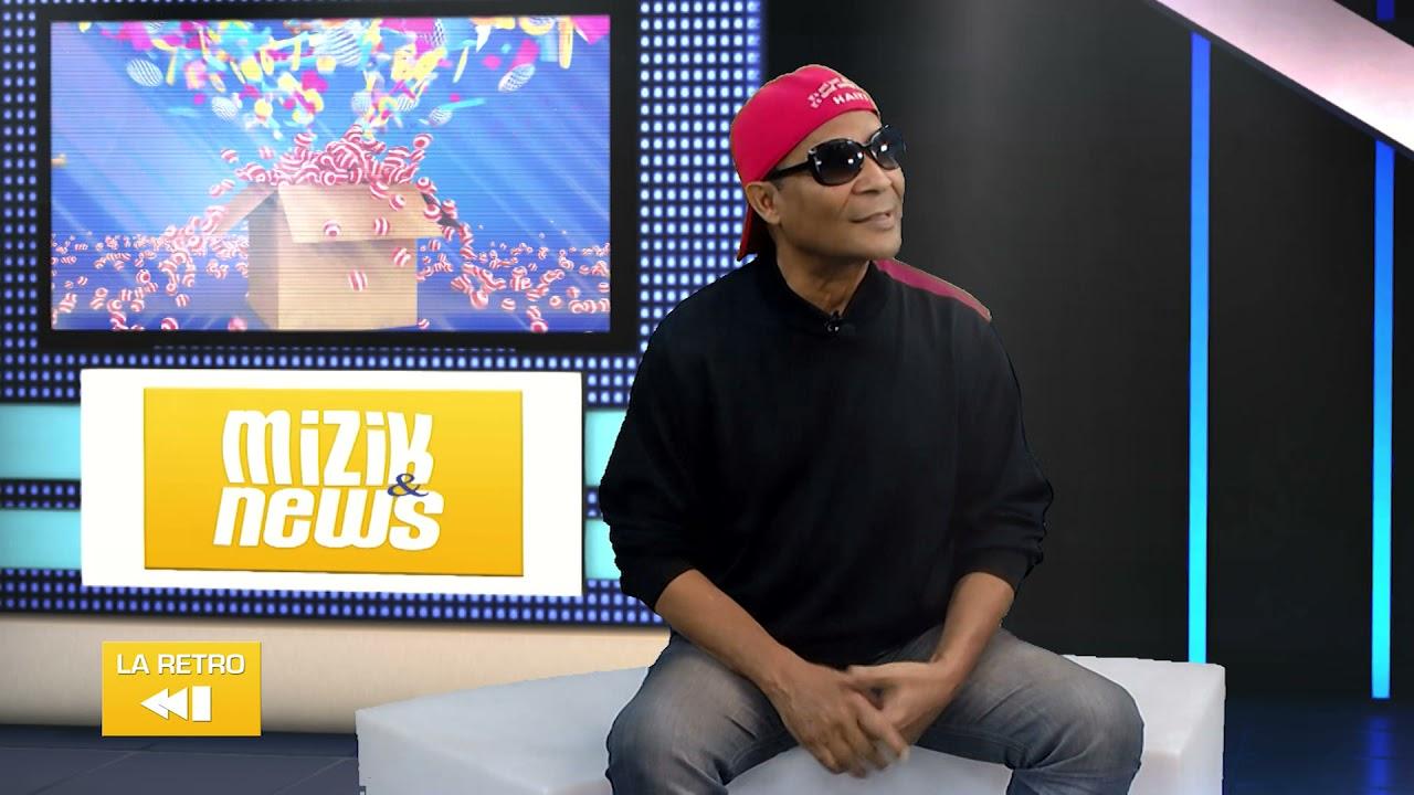 Music et news avec ERIC VIRGAL sur ETV