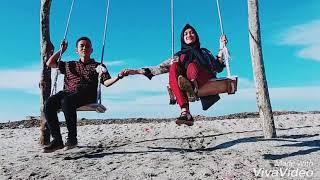 Pasangan Romantis (My Heart) Pantai Alam Datuk.Batu Bara