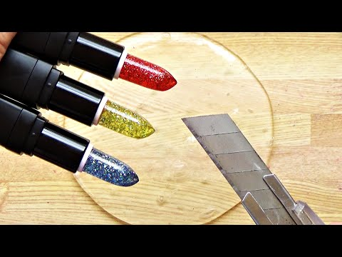 Slime Coloring with Makeup Compilation ! Most Satisfying Slime ASMR Videos #139 thumbnail