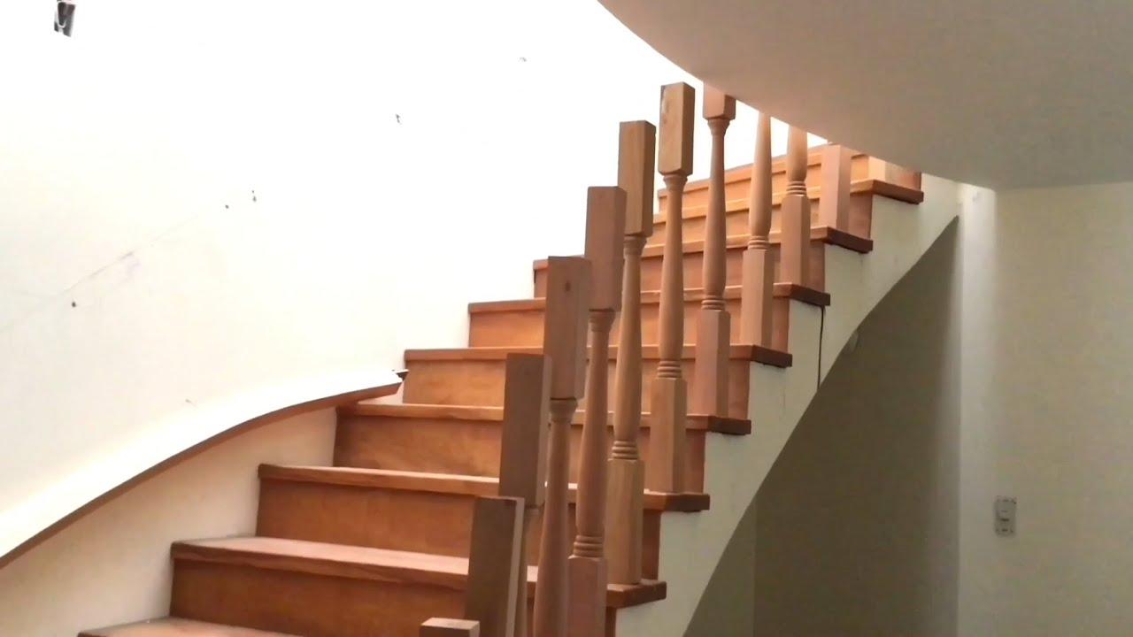 Balaustres Y Pasamanos Para Escalera En Madera Cedro Soy Carpintero Youtube