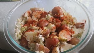 Redskin Potato Salad Recipe