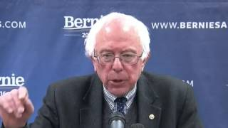 Bernie Sanders Receives Endorsement from MoveOn.Org (With Larry Cohen) (01-12-16)