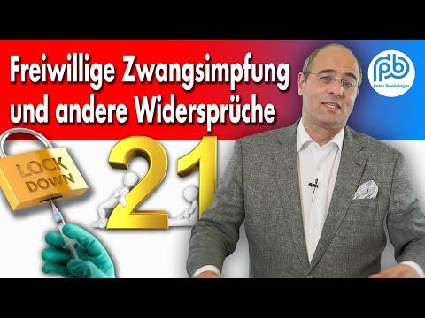 Bei Merkel und Spahn verlieren ALLE: Impffreunde wie Impfgegner – Boehringer Klartext (130)