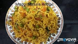 Maggi Masala Recipe/Maggi Recipe in Hindi/Veg Maggi/Maggi banane ki Recipe/Easy Recipe