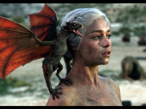 How Khaleesi Got Her Dragons Back (Game of Thrones Parody)