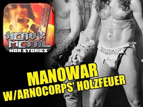HEAVY METAL WAR STORIES - MANOWAR