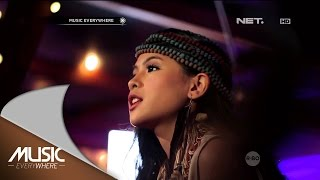 Maudy Ayunda Bayangkan Rasakan Music Everywhere