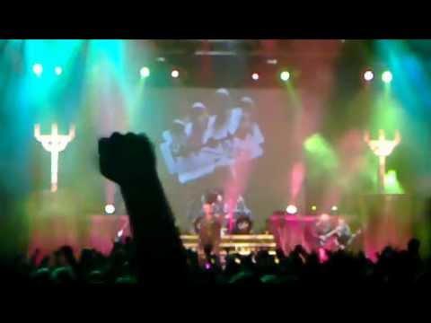Breaking the Law (crowd singing) - Judas Priest @ Helsinki 22/04/2012