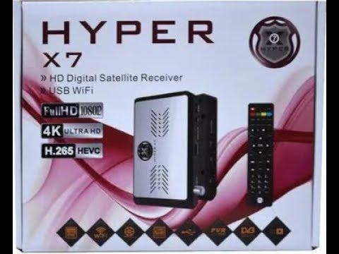 جديد جهاز HYPER_X7 بتاريخ 2019/08/03