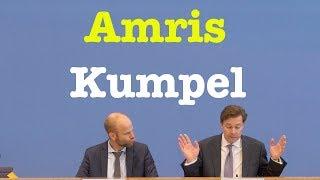 22. Februar 2019 - Bundespressekonferenz - RegPK