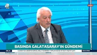 Mahmut Alpaslan, Galatasaray'ın Seçim Sürecini Değerlendirdi!