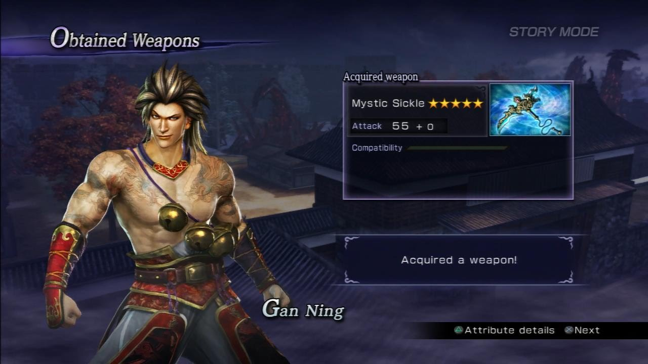 warriors orochi 3 ultimate how to get susanoo weapon guide