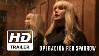 Operación Red Sparrow | Trailer 1 doblado | Próximamente - Solo en cines