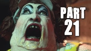 Dead Rising 3 Gameplay Walkthrough Part 21 - Darlene Psychopath Boss (XBOX ONE)