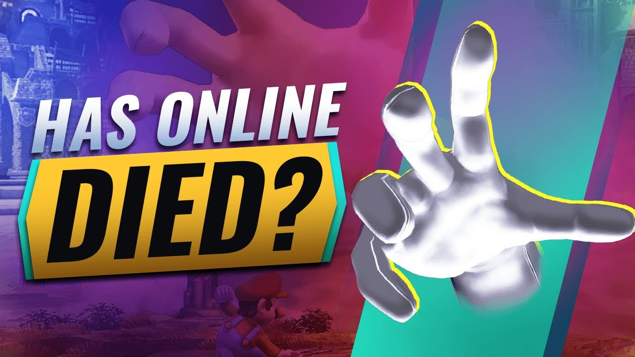 Where Are the Online Smash Majors??