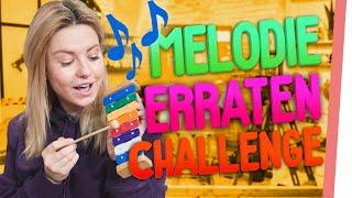 Kelly ROCKT das Glockenspiel | Melodie erraten Challenge mit Sturmi und Kelly