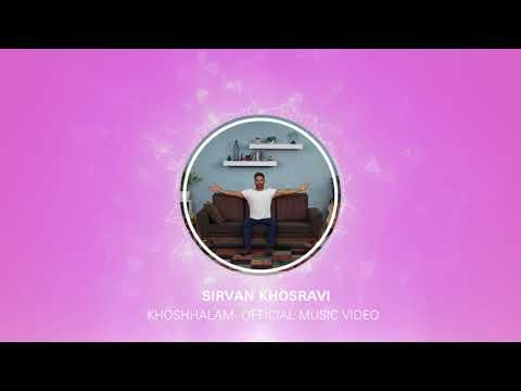 Khoshhalam - Sirvan Khosravi - Official Music Video - سیروان خسروی - موزیک ویدیو خوشحالم