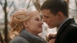 Константин и Юлия: зимняя свадьба в коттедже с выездной регистрацией 23.02.18