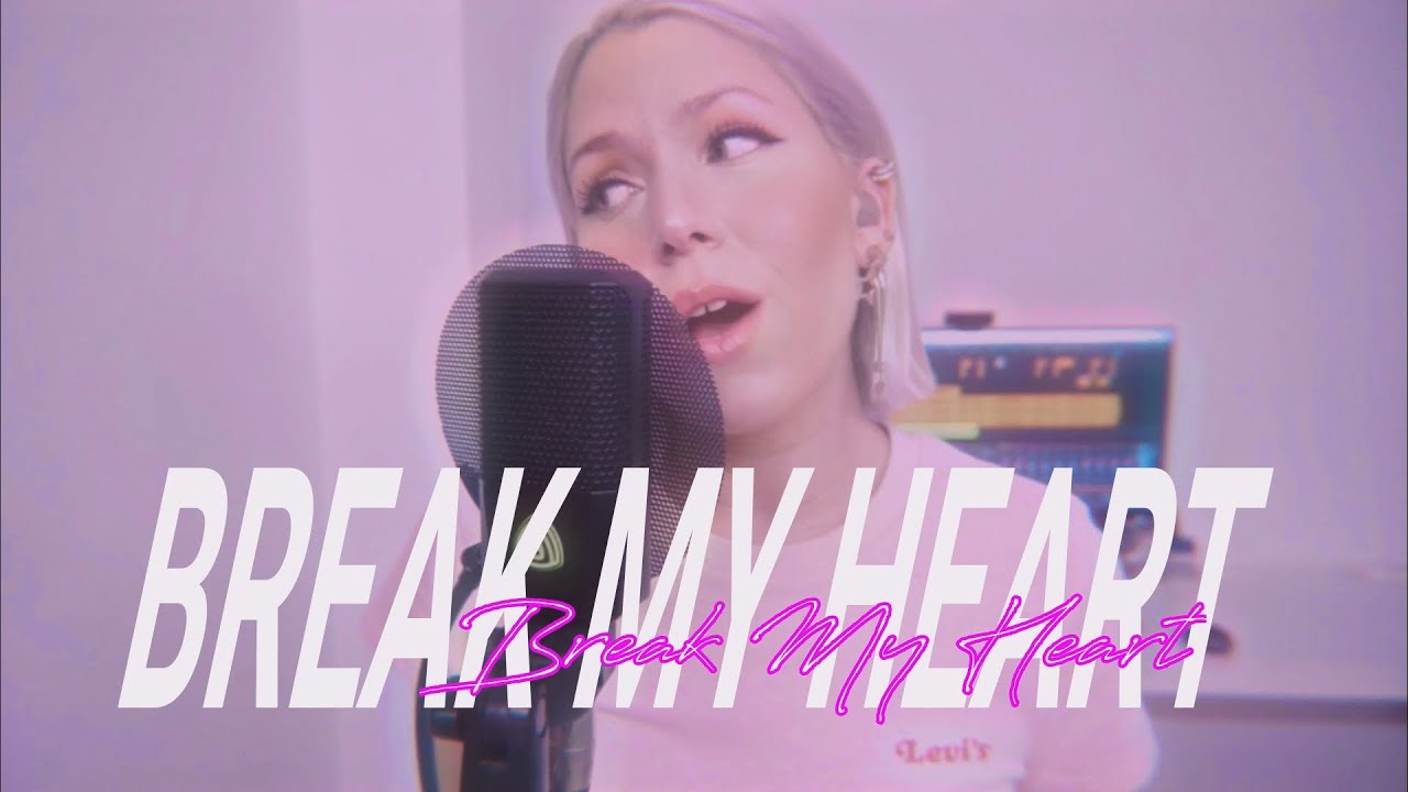 Break My Heart - Dua Lipa (En Español) - Cover Laura Low