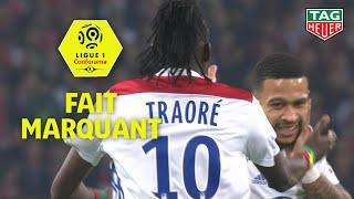 Le spectaculaire Lille - Lyon à la loupe : 15ème journée de Ligue 1 Conforama / 2018-19