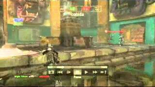 Uncharted 2, _3s vs DEAD only snipe (partie 1)
