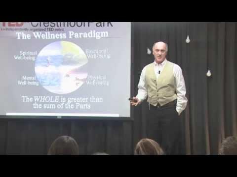Stress Management and Human Spirituality: Brian Luke Seaward at TEDxCrestmoorParkWomen