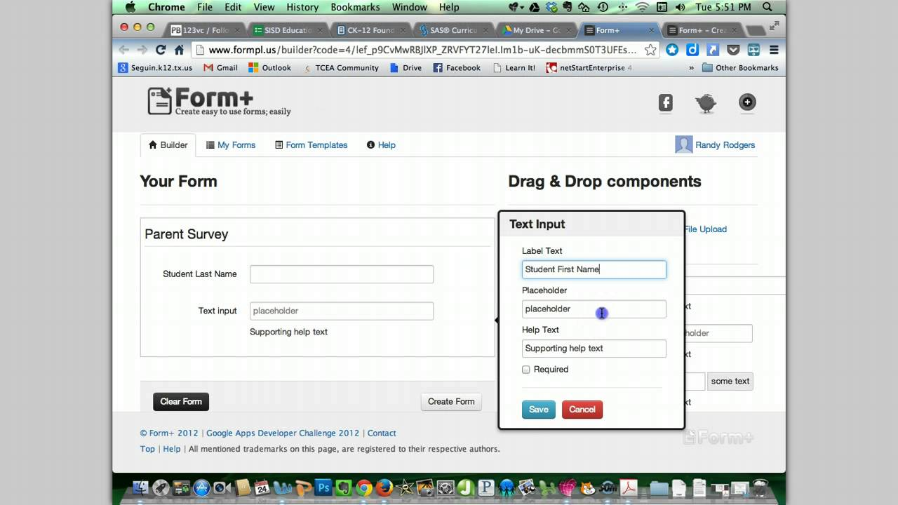 Uploading Files to Google Forms With Form+ - YouTube