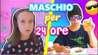 Maschi VS Femmine per 24 ORE
