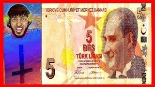 видео Какая валюта в Турции