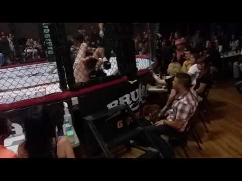 Steven Merrill fight 6/4/16