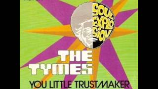 The Tymes - You Little Trustmaker (1974)