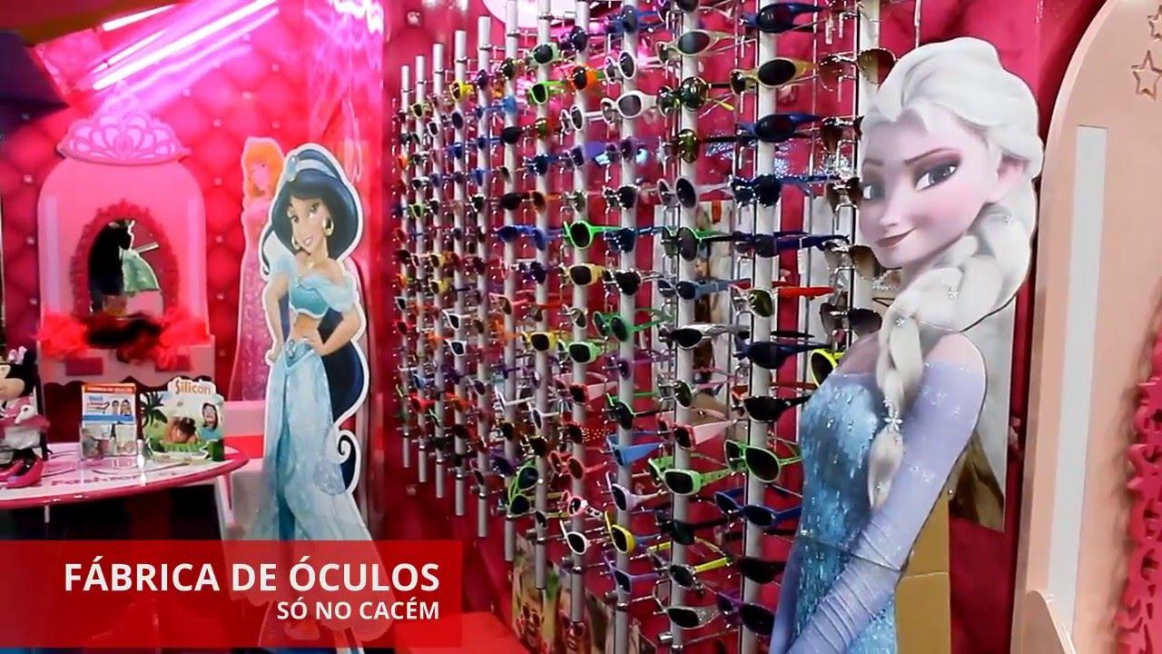 Fábrica de Óculos - Óptica de Criança - YouTube c0de6133f2